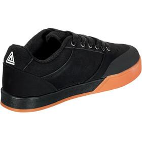 Afton Shoes Keegan Chaussures pour pédale plate Homme, black/gum